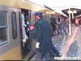 Как в китае ездят в метро