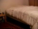 Будильник для девушки:),- полюбому куданить скатится с кровати:)